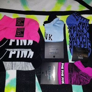 PINK Victoria's Secret Accessories - Socks